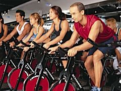 How do I use an exercise bike?