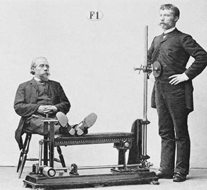 Abdominal Machine