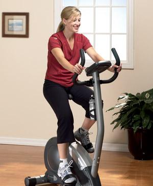 FIVE CLUES TO START USING A HOME EXERCISE BIKE