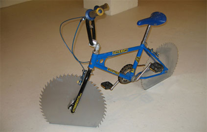 Bicycle Saw