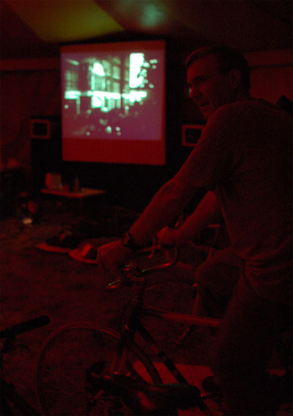 Cycling Cinema