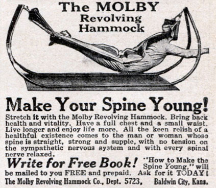 The MOLBY Revolving Hammock