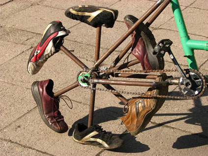 Shoe Cycle