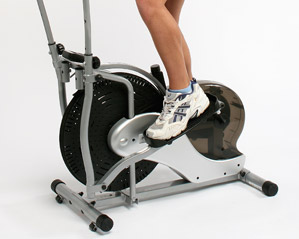 Elliptical Leg Work Guidelines