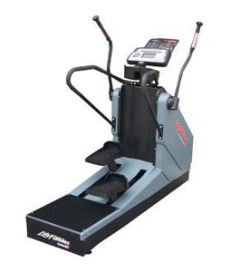 Life Fitness CT 9500HR Front Drive elliptical
