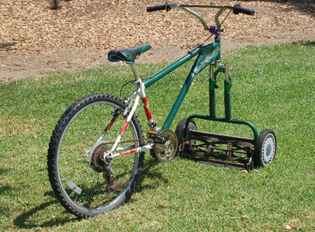 Mowercycle