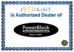 eFITology is authorized dealer of PowerBlock