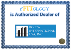 eFITology is authorized dealer of Rocca