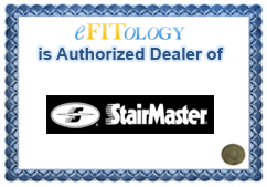 eFITology is authorized dealer of StairMaster