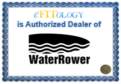 eFITology is authorized dealer of WaterRower