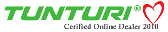 Tunturi Certified Online Dealer 2010