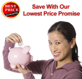 Save With Our Lowest Price Promise