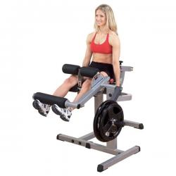Body Solid GCEC340 Cam Series Leg Extension / Leg Curl Machine