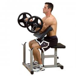 Body Solid PPB32X Powerline Preacher Curl