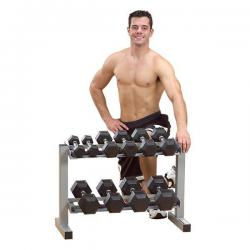 Body Solid PDR282X Powerline Dumbbell Rack