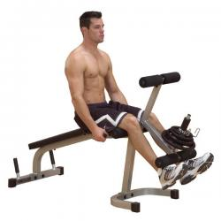Body Solid PLCE165X Powerline Leg Extension & Curl
