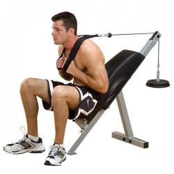 Powerline PAB21X Ab Bench