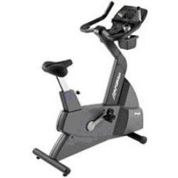 Life Fitness 9500HR (Next Generation) Upright Bike - Remanufactured