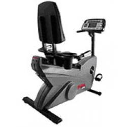 Life Fitness Lifecycle 9500 RHR  Recumbent Bike - Remanufactured