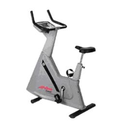 Life Fitness 9500HR Upright Bike - Remanufactured